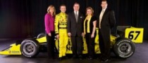 Allison Teams Up with Sarah Fisher Racing for 2011 Indy 500