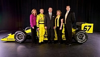 Sarah Fisher Racing signs partnership with Allison for Indy 500