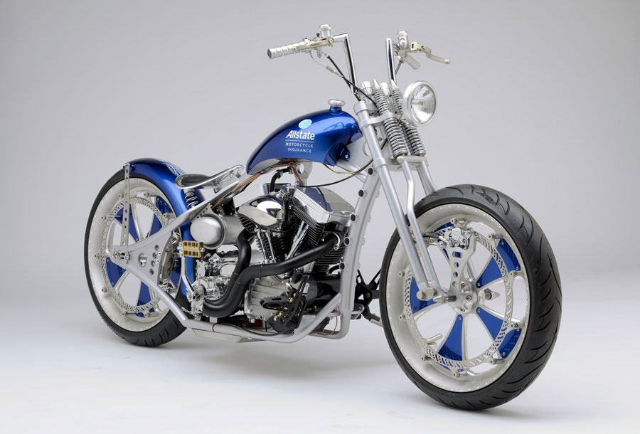 Allstate Motorcycle Insurance >> Allstate Announces Custom Motorcycle Giveaway - autoevolution