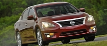 Altima Helps Nissan Boost 2012 US Sales to New Record