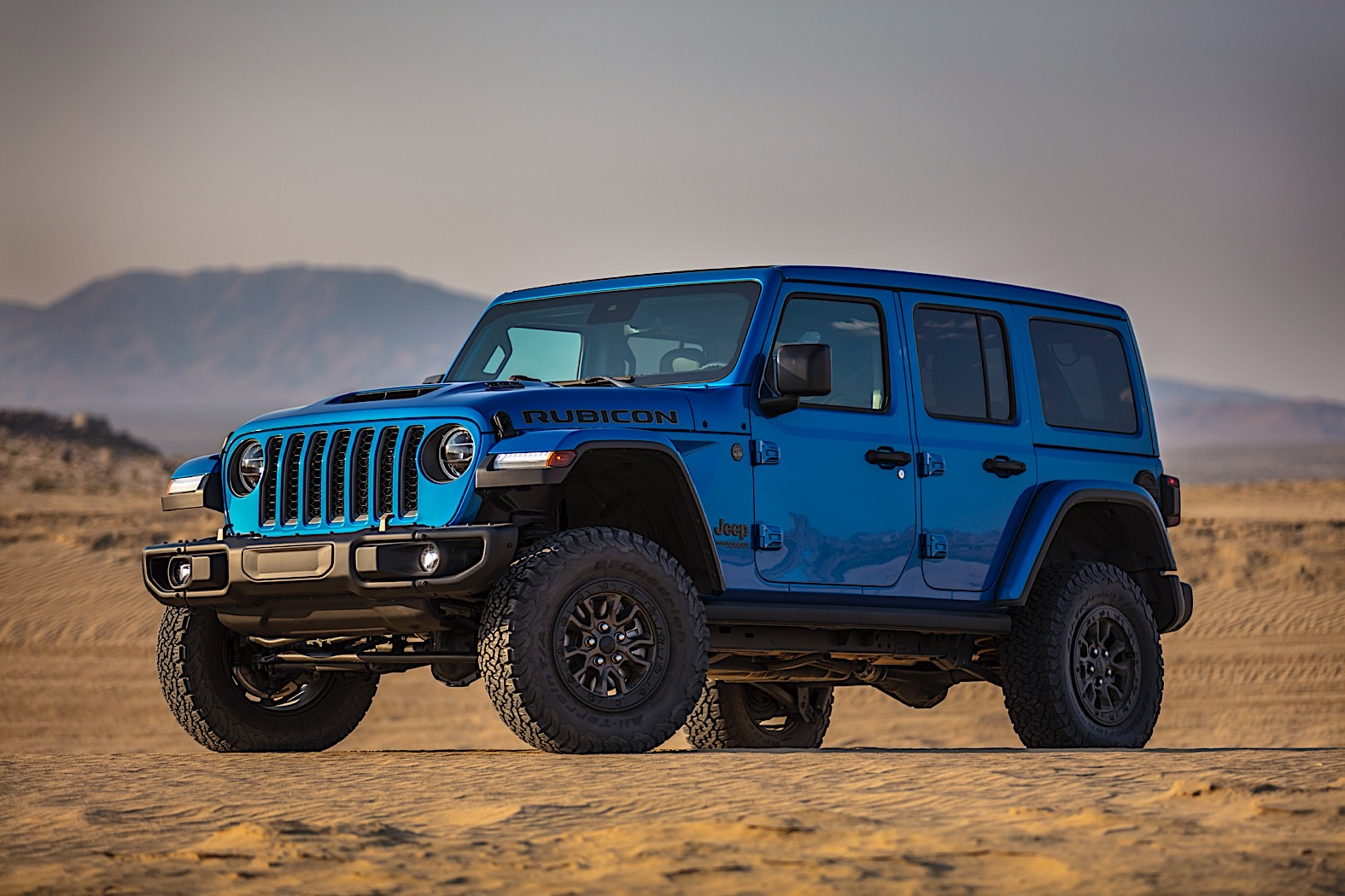Not A Concept: Jeep Confirms Hemi V8-Powered Wrangler For Production