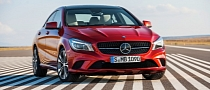 Almost 5,000 CLA Models Sold in America Increase Mercedes' Lead Over BMW