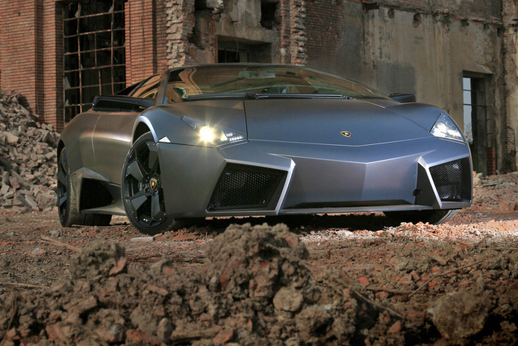 Almost New 2008 Lamborghini Reventon For Sale Autoevolution