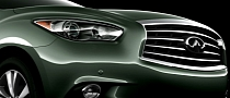 Almost There: Infiniti Releases JX Teaser #6 Showing Front End