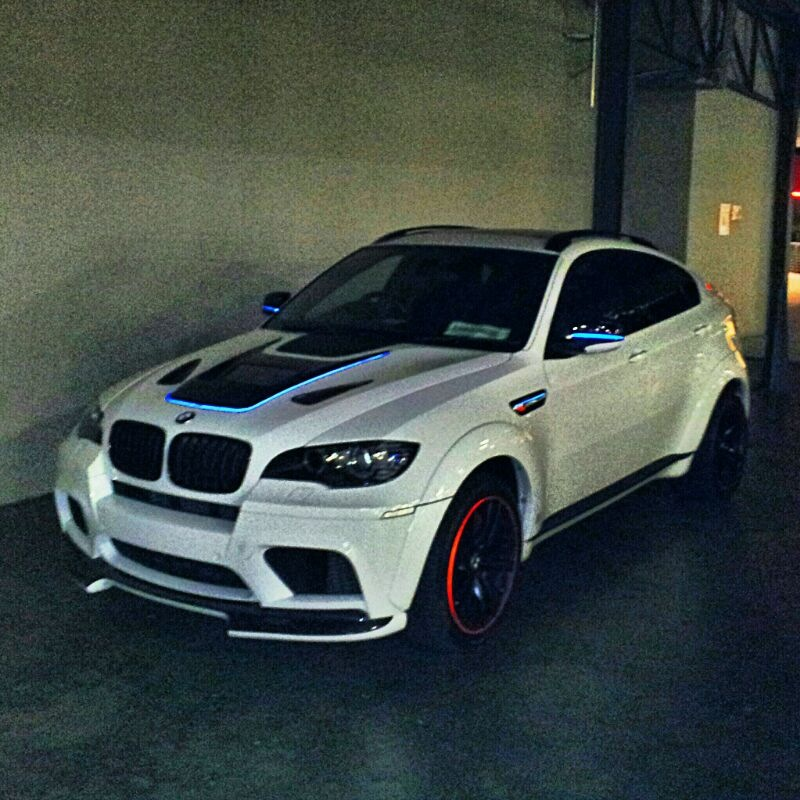 Almost X6m Falcon Spotted In South Africa Autoevolution