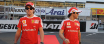 Alonso Asks for Massa Help in Korea