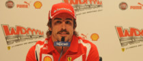 Alonso Does Card Trick, Reveals New Press Secretary