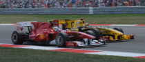 Alonso Does Not Contest British GP Penalty