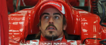 Alonso Enjoys High Mileage with F150 in Valencia