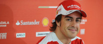 Alonso Enjoys Spain's FIFA World Cup Title in Ferrari Motorhome