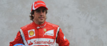 Alonso Equal to Schumacher - Ferrari President