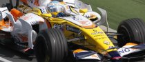 Alonso Hails Brazilian Podium