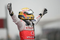 Hamilton wins the Shanghai race after a dominating performance