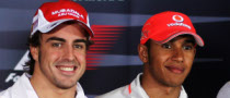 Alonso Is My Prost - Hamilton
