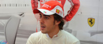 Alonso More Confident Than Ever in 2010 Title