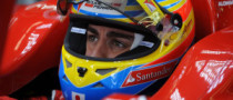 Alonso Not Frustrated with Result in Australia