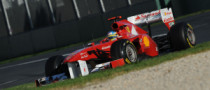 Alonso Not Stressed for Losing Podium to Petrov