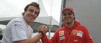 Alonso Optimistic After Maranello Visit