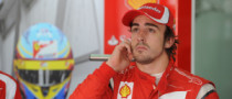 Alonso Points Finger at Hamilton for Aggressive Driving
