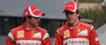 Alonso Praises Massa for F1 Speed