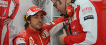 Alonso Rules Out Button as Title Rival