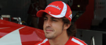 Alonso Smiles at Hamilton's Prost Comparison