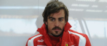 Alonso Tackles 2011 F1 Season with No Pressure