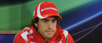 Alonso Trusts Ferrari Will Improve in Malaysia