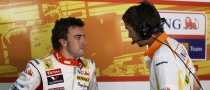 Alonso Urges Renault to Up Game for Spanish GP