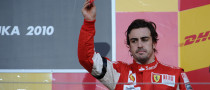 Alonso Warns He Will Attack in Korea
