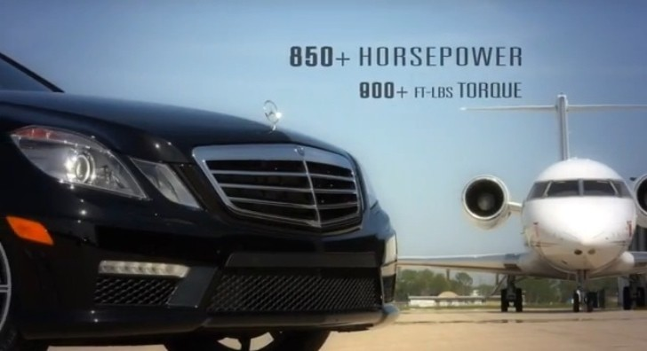 Alpha 9 BiTurbo: Take Your Mercedes Up to 900 HP [Video]