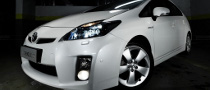 Alpha, the Toyota Prius MPV, Coming in 2011