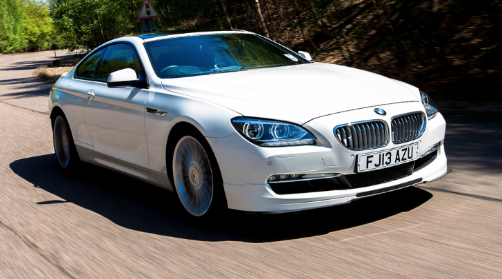 Alpina B6 Test Drive by Autocar [Photo Gallery]