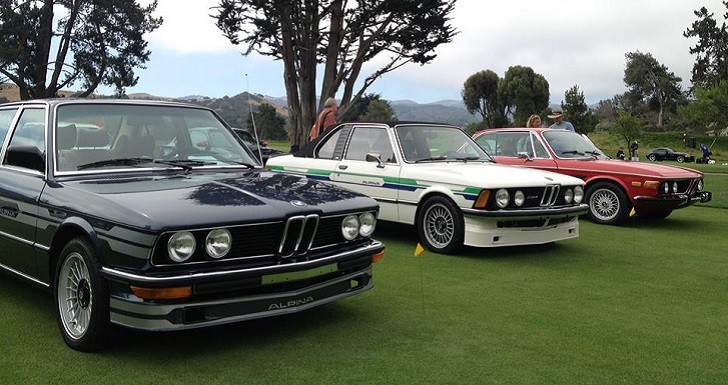 Alpina Cars at BMW CCA Oktoberfest in California [Photo Gallery]