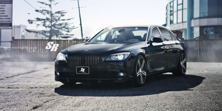 Alpina Infused BMW 7 Series Hails from Canada