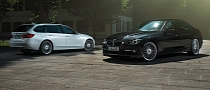 Alpina Prepares D3 Bi-Turbo Models for Frankfurt