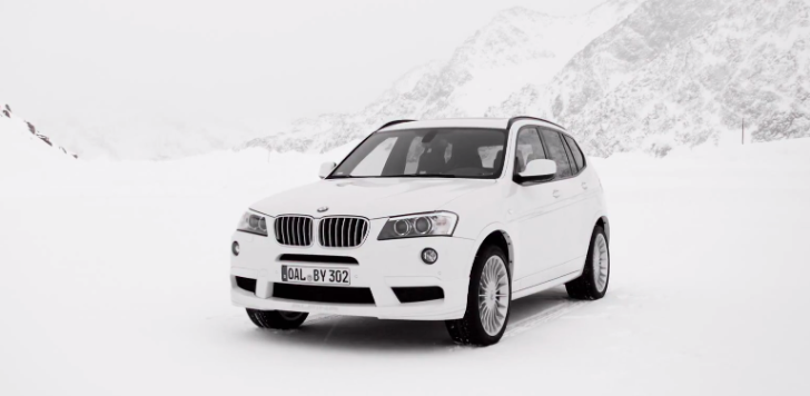 Alpina XD3 Biturbo Gets First Commercial [Video]
