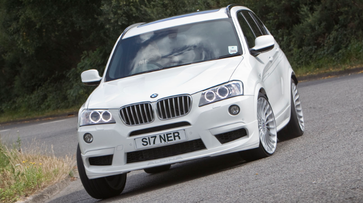 Alpina XD3 Biturbo Review by Autocar [Photo Gallery]