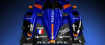 Alpine Reveals Nissan-Powered Le Mans Prototype