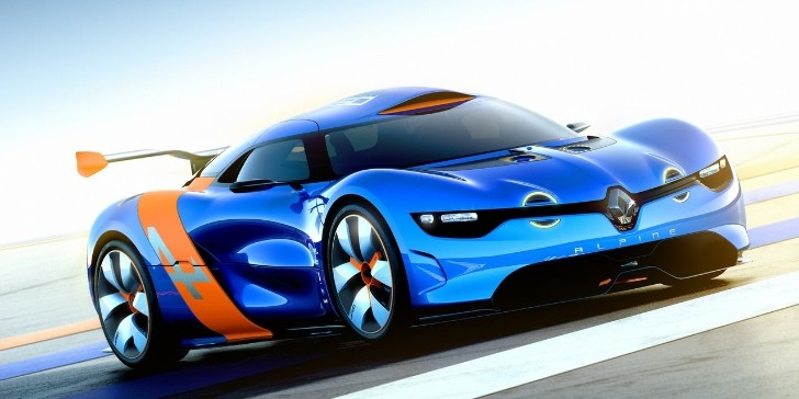 Alpine Revival Could Be Built by Lotus