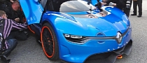 Alpine to Follow Porsche 911 Recipe