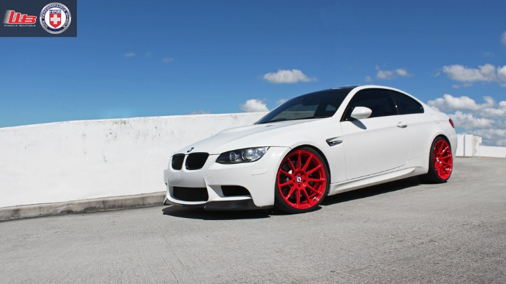 Alpine White BMW E92 M3 Makes a Statement [Photo Gallery]