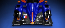 Alpine Wins 2013 European Le Mans Series title