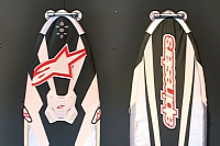 Alpinestars surfboard covers photo