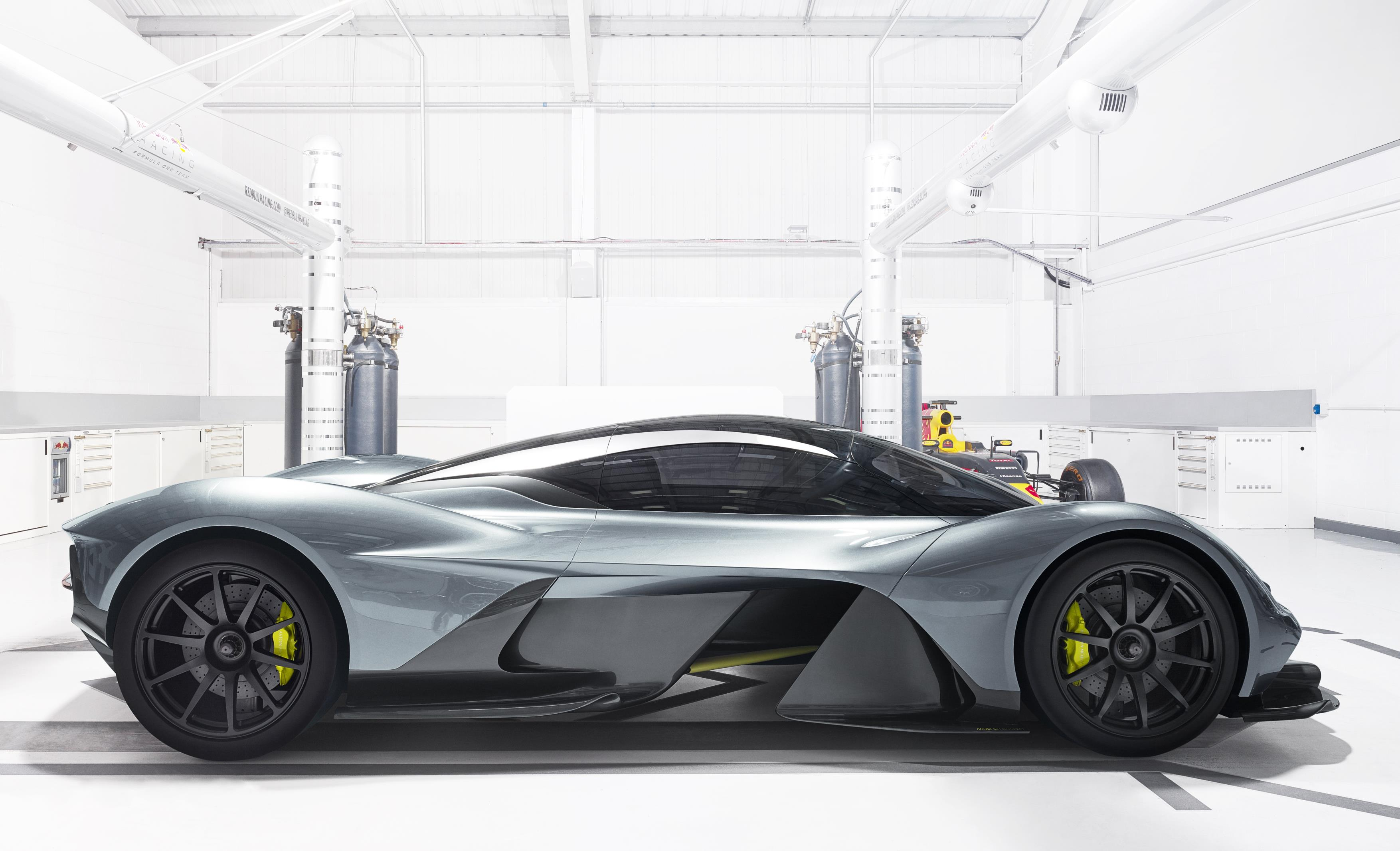 Aston Martin AMRB Hypercar To Cost Million A Pop - How much does a aston martin cost