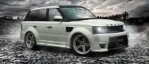 Amari Design Range Rover Sport 2011 Windsor Edition Presented [Photo Gallery]