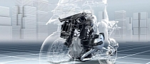 Amazing 2013 BMW R1200GS Animated Engine Presentation [Video]