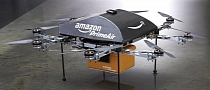 Amazon Drones Ready to Replace Delivery Truck? [Video]