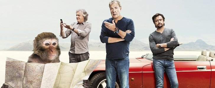 amazon prime video extends the grand tour to season 4 and beyond autoevolution. Black Bedroom Furniture Sets. Home Design Ideas
