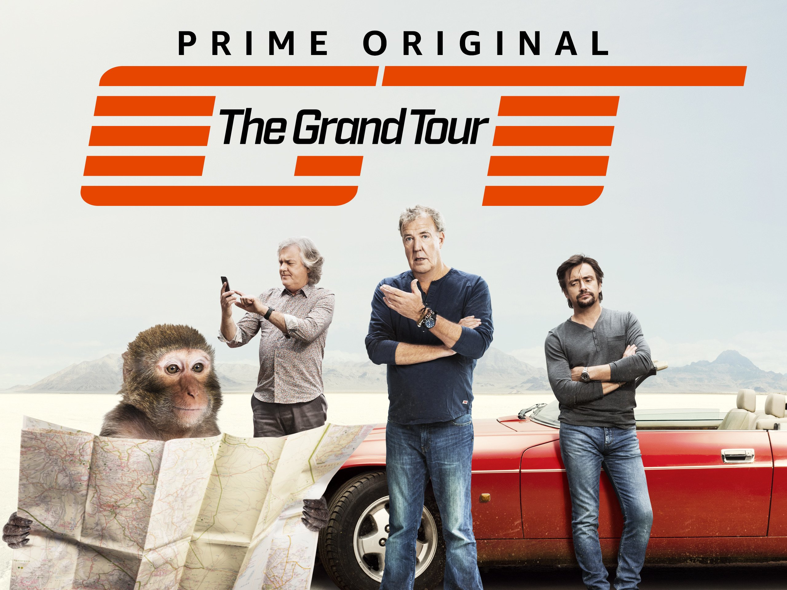 Amazon renews Grand Tour show for series of Prime Video 'specials'